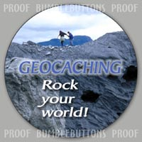 Rock your world with geocaching!